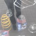 kit molle sportive per fiat punto 1°serie/lancia y