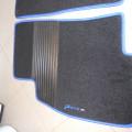 serie 4pz tappeti personalizzati moquet per grande punto/punto evo (fino esaurimento scorte)