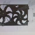 elettroventola raffreddamento motore audi/vw/seat/skoda