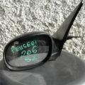 Specchietto sx Peugeot 206