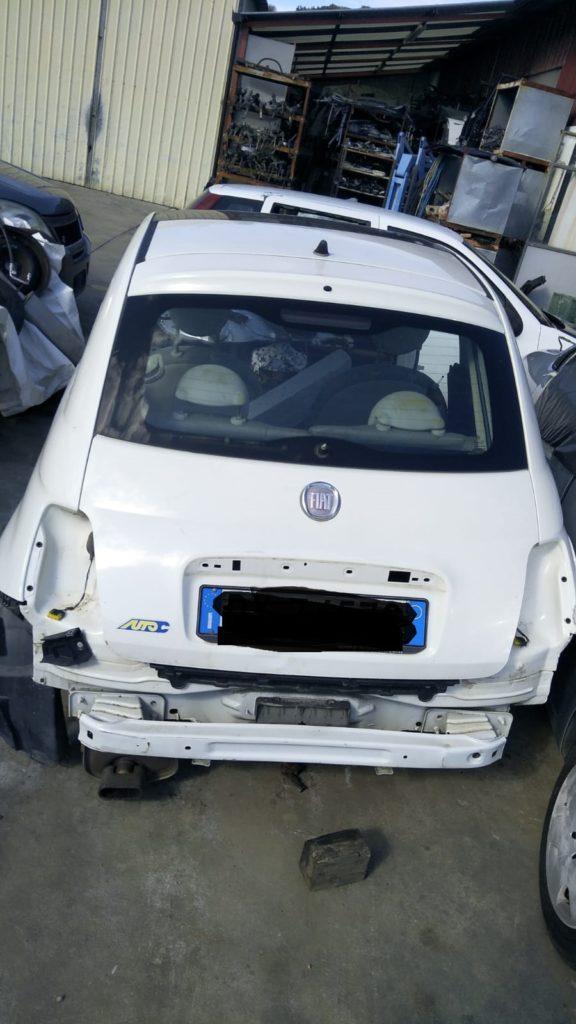 FIAT 500 1.2 BENZINA