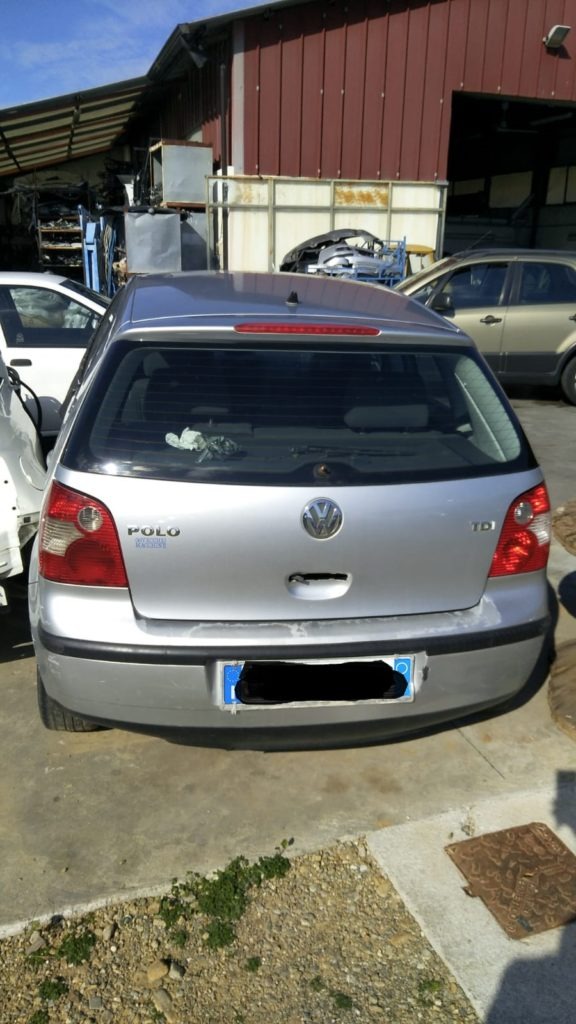 VW POLO 2004 1.4 TDI